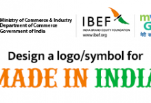 Photo of Design a logo/symbol for Made In India