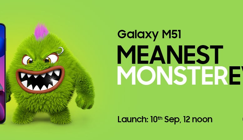 Mo B The Monster Takes On The New Galaxy M51 In Samsung India S Meanest Monster Ever Campaign Mangaloremirror Com