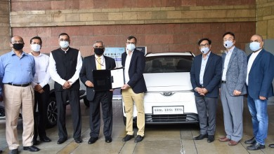 Photo of Hyundai KONA Electric SUV Becomes the Brand of Choice for Energy Efficiency Services Limited – Earns 100 Units Order