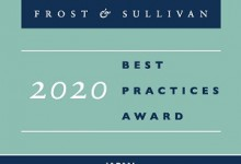 Photo of NTT Communications Honored in Two Categories by the Frost & Sullivan 2020 Asia Pacific Best Practices Awards Program