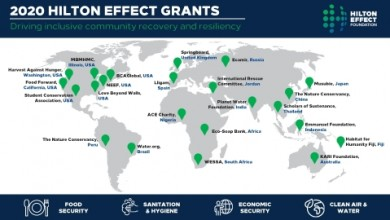 Photo of Hilton Effect Foundation Reveals 2020 Grants and Achieves $1 Million in Global COVID-19 Community Response Efforts