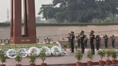 Photo of Infantry Day Celebrated