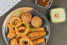 Photo of Gurgaon Based Startup MOPP Makes Pakodas Delivery Friendly