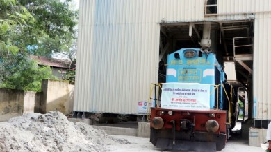 Photo of Fly ash goes long distance as NTPC begins to transport across the country