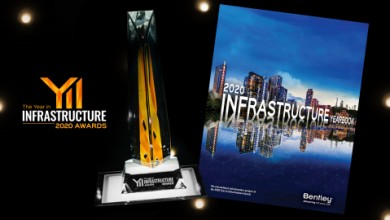 Photo of Bentley Systems Announces Winners of Year in Infrastructure 2020 Awards
