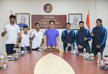 Photo of Sports Minister Shri Kiren Rijiju meets Indian judokas ahead of Budapest Grand Slam, says Judo is a priority sport