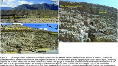 Photo of Newly identified tectonically active zone in Himalayas could alter earthquake study & predictions